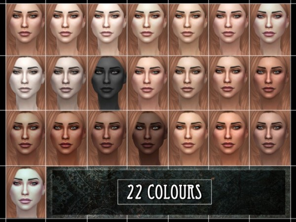 The Sims Resource: R skin 6 female by Remus Sirion