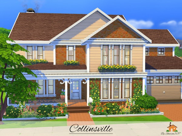 The Sims Resource: Collinsville by sharon337