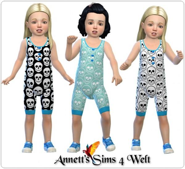 Annett`s Sims 4 Welt: Toddlers Underwear Bodysuits   Nr. 02