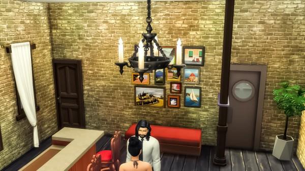 Simsworkshop: Essie's restaurant