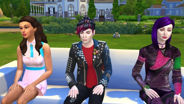 Mod The Sims: 1959 Disneys Sleeping Beauty Scions by Doctor Who 1987