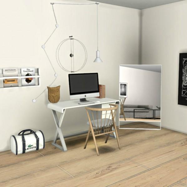 Leo 4 Sims: Sidus office