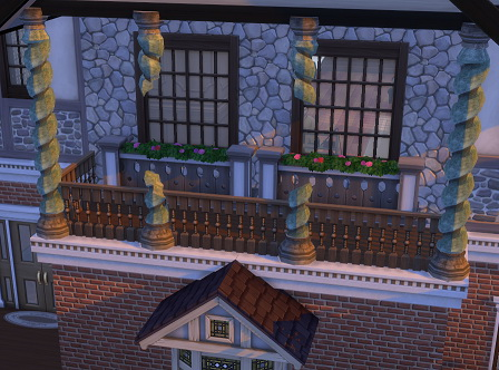 Simsworkshop: Conversions of Cindy Sims Objects from the Game Thief by BigUglyHag