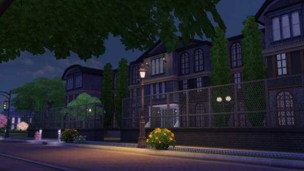 Les Sims 4: Hotel Giovanni