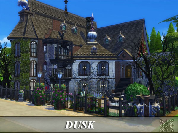 The Sims Resource: Dusk by Danuta720
