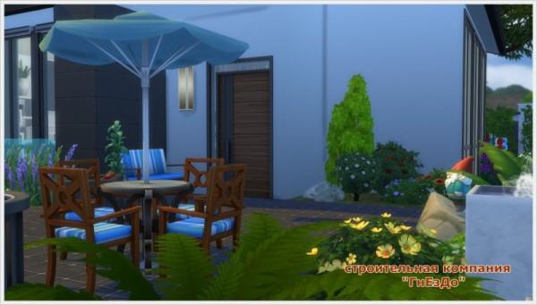 Sims 3 by Mulena: Duplex