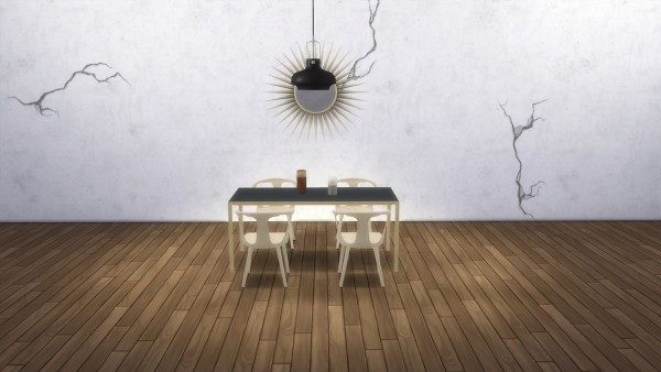 Meinkatz Creations: In Between Chair by &tradition