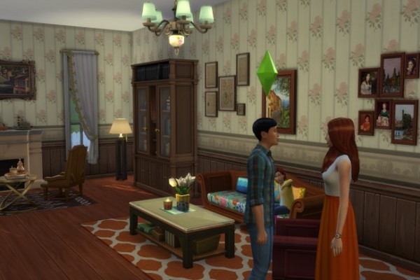 Blackys Sims 4 Zoo: Cartwright house by Commari