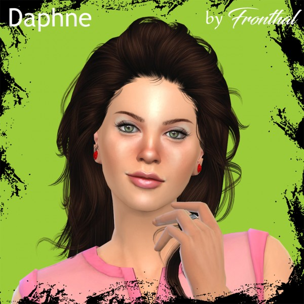 Fronthal: Daphne