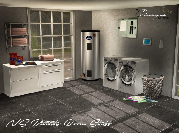 Sims 4 Designs Ns Utility Room Stuff Sims 4 Downloads
