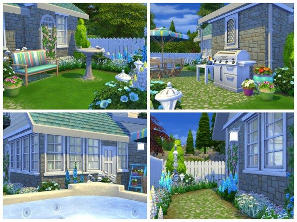 The Sims Resource: The Marysville 2 by sharon337