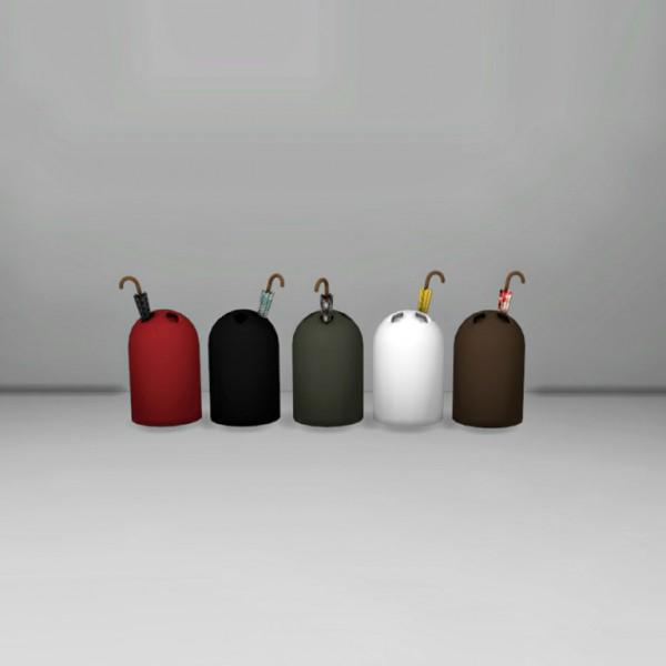 Leo 4 Sims: Retro Umbrella Stand
