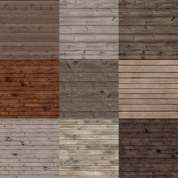 Leo 4 Sims: Old Wood Floors
