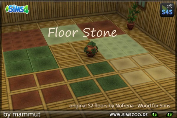 Blackys Sims 4 Zoo: No brakes Tuscany floor 1 by mammut