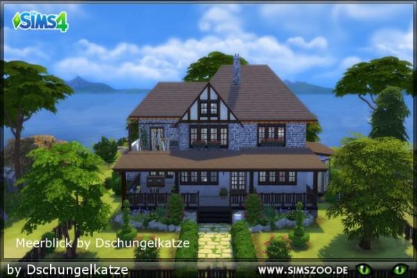 Blackys Sims 4 Zoo: Meerblick by Dschungelkatze
