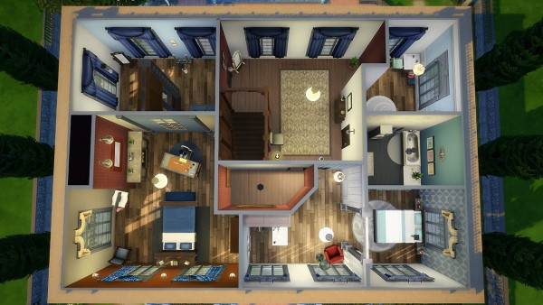 Fezets Corporation: Chentale house