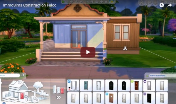 Luniversims: Immo Sims by Falco
