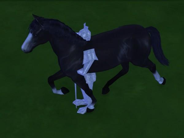 The Sims Resource: Romance on horseback   Pose Pack by StefaniaOnlinda
