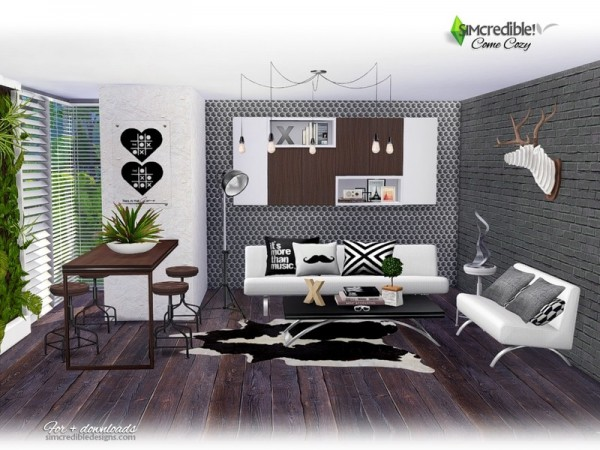 The Sims Resource: Come Cozy by SIMcredible