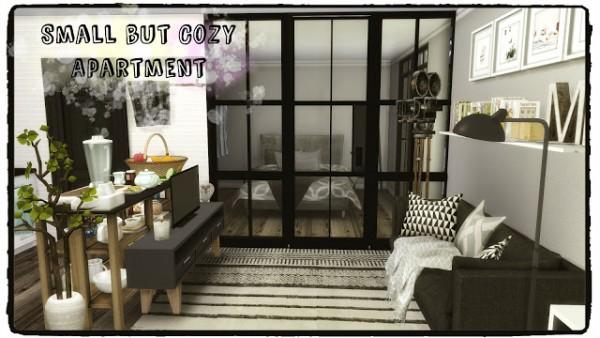 Dinha Gamer: Small but Cozy House