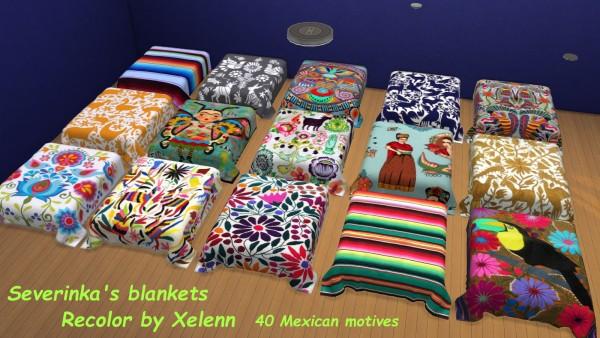 The Sims 4 Xelenn: Mexico   part 1