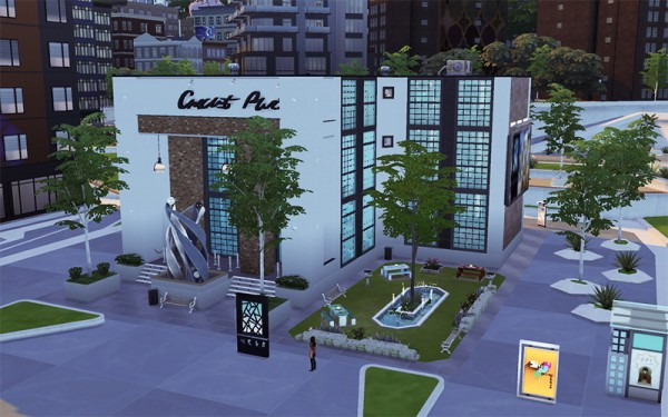 Sims Artists: Center for Contemporary Arts
