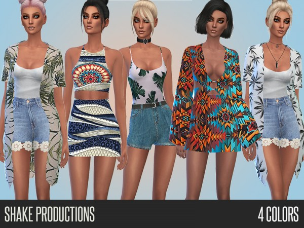 The Sims Resource: Shake Productions 59 SET