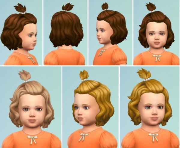 Birkschessimsblog Toddler Cliphair Sims 4 Downloads