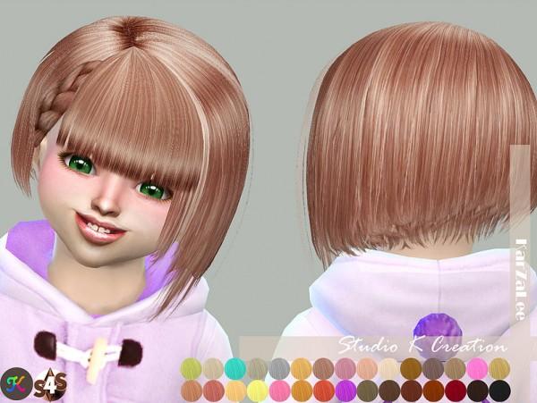 Studio K Creation: Animate hair 68   Chika toddler version