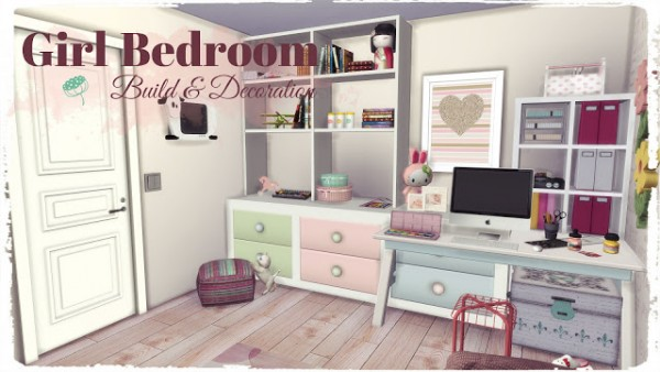Dinha Gamer: Girl Bedroom III