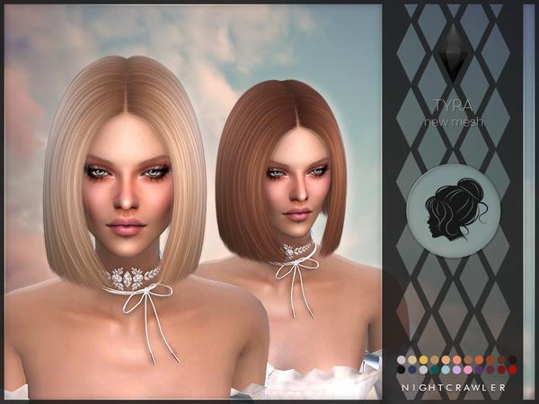 The Sims Resource: Nightcrawler Tyra