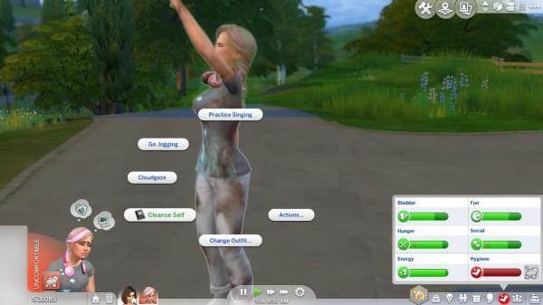 Mod The Sims: Sorcerer Trait by CardTaken
