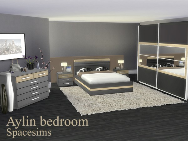 The Sims Resource: Aylin bedroom by spacesims