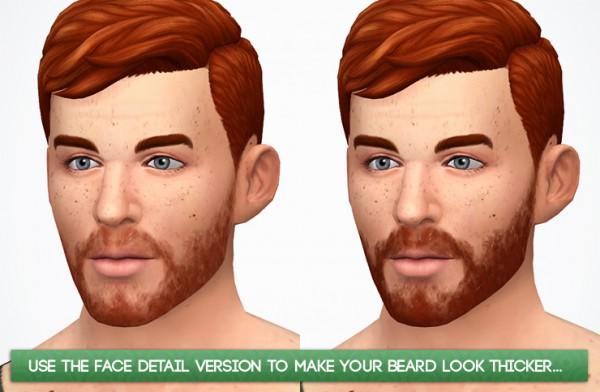 Simsontherope: Orage Beard