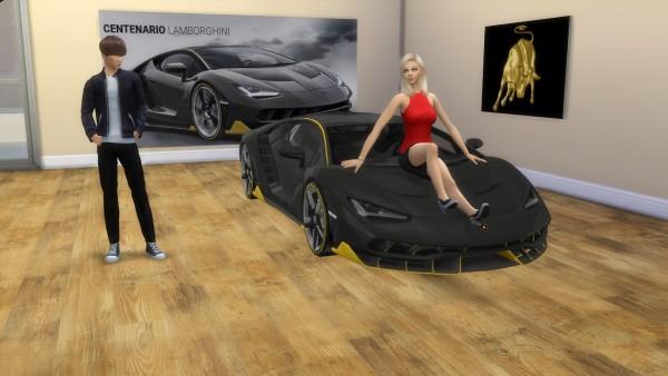 Lory Sims Lamborghini Centenario Sims 4 Downloads