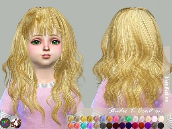 Studio K Creation: Animate hair 65   Rika   toddler version