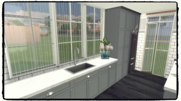 Dinha Gamer: Gray Kitchen