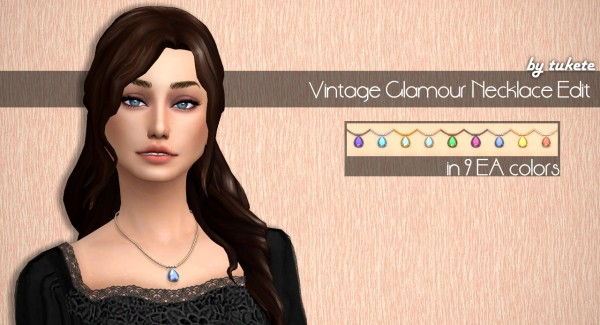 Tukete: Vintage Glamour Necklace Edit