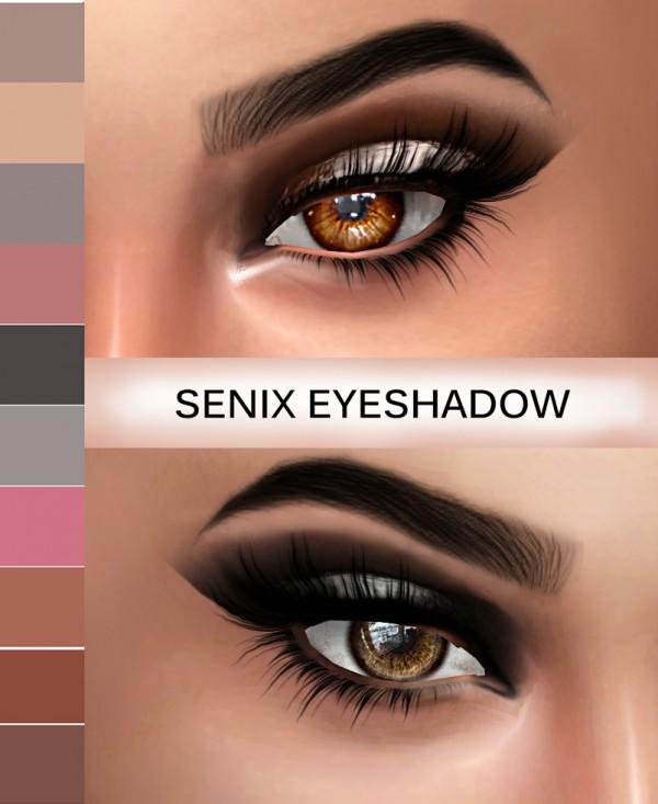 Kenzar Sims: Senix Eyeshadow