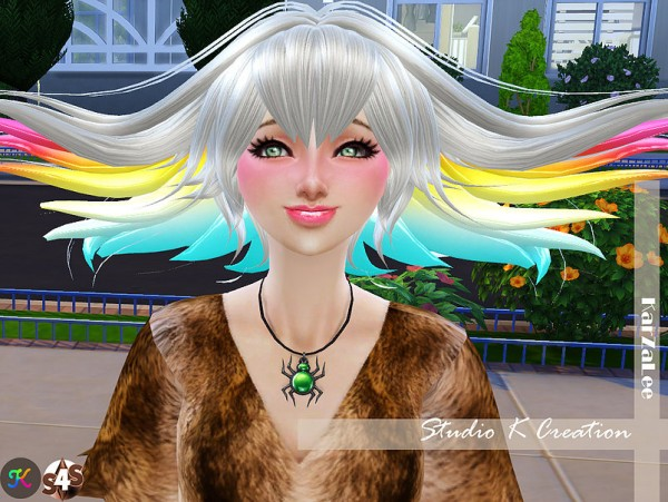 Studio K Creation: Animate hairstyle 77   Ragyo