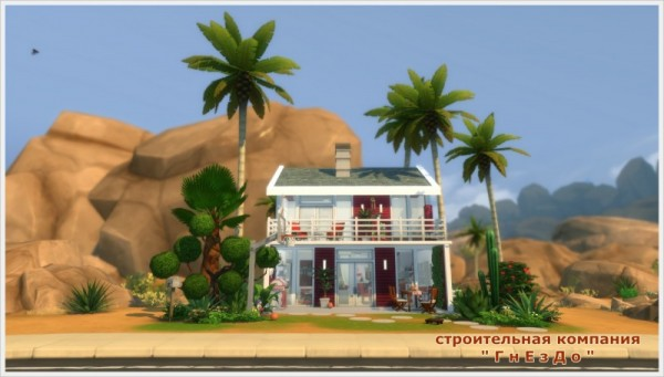 Sims 3 by Mulena: Zor house