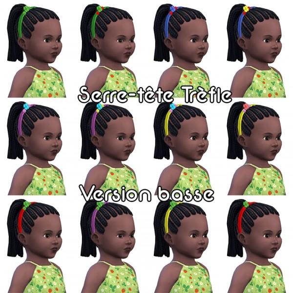 Sims Artists: Chance headband