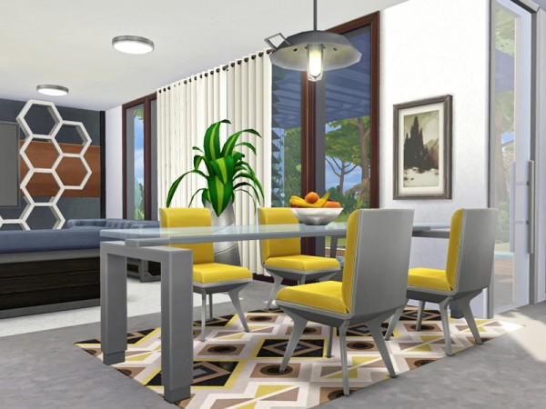 The Sims Resource: Arla house by Rirann