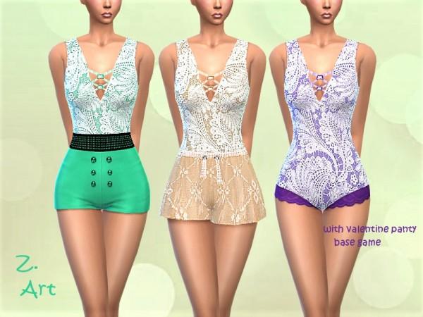 The Sims Resource: Bodyform IV by Zuckerschnute20