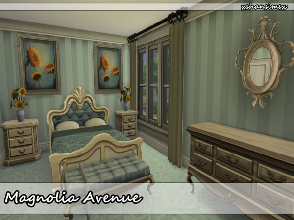 The Sims Resource: Magnolia Avenue by naora