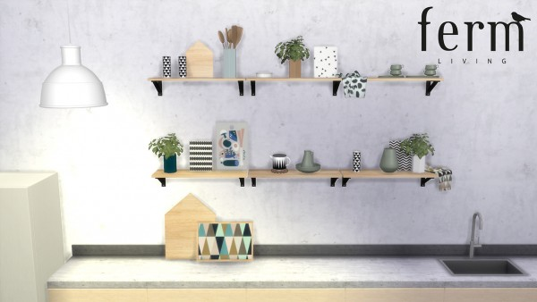 Ferm Living Shelf Brackets 5 Genius Approaches To Shelving Plus 2
