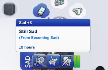 Mod The Sims: Emotional Inertia by roBurky