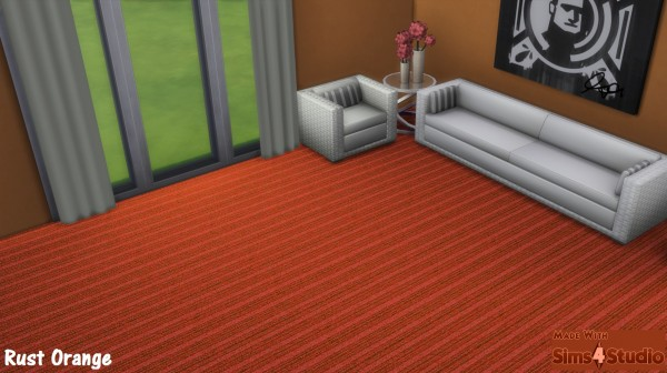 Mod The Sims: Plush Comfort Carpeting 16 Colours by wendy35pearly
