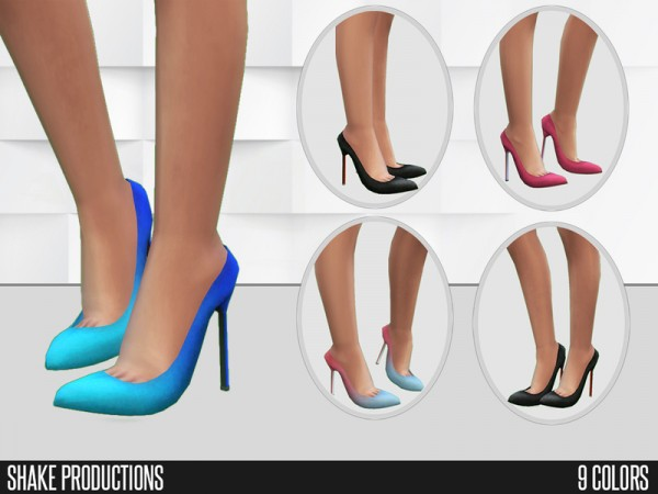 The Sims Resource: Shake Productions 63 Shoe