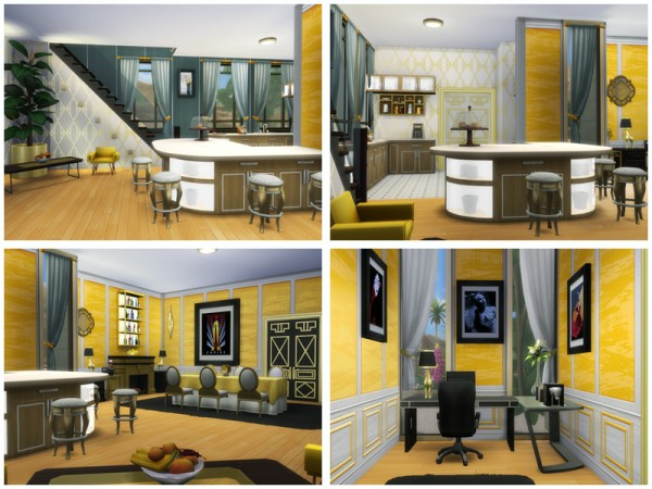 The Sims Resource: Art Deco   No CC by Danuta 720